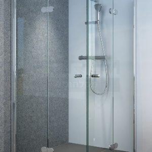 מקלחון פינתי הרמוניקה לפי מידה