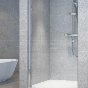 מקלחון חזית דלת