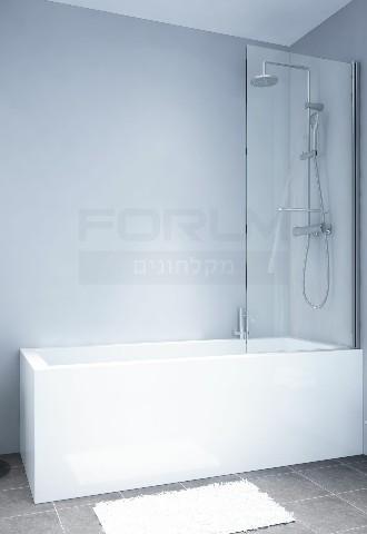 מקלחונים בראשון לציון אמבטיון דלת לאמבטיה