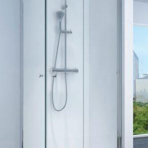 מקלחון פינתי לפי מידה דגם Beno