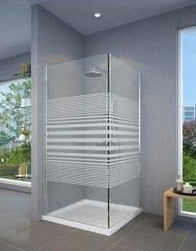 מקלחון פינתי S-Line