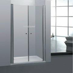 """מקלחון חזית 2 דלתות 120-140 ס""""מ במבצע"""