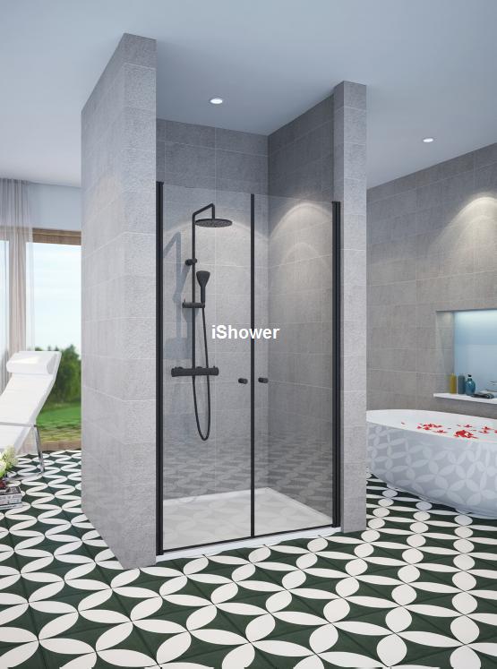 מקלחונים שחורים בהתאמה אישית